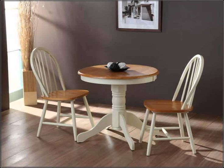 Small Round Kitchen Table With Chairs