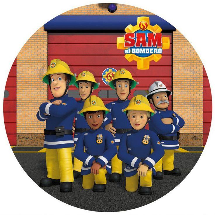 Oblea Sam el bombero 2 - Dekora