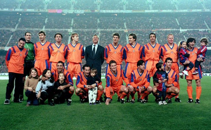 """Josep Guardiola:""""""""I think Johan Cruyff was the most influential person in football in all history."""""""