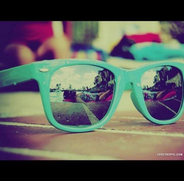 Blue Sunglasses Pictures, Photos, and Images for Facebook, Tumblr, Pinterest, and Twitter