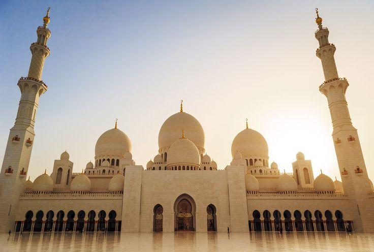 35PHOTO - Андрей Лободин - Мечеть шейха Зайда