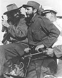 FIDEL Y LA REVOLUCION CUBANA