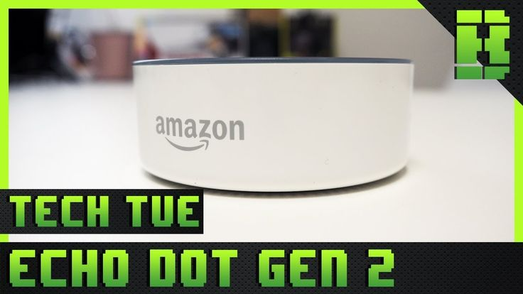@Amazon #AmazonDot #AmazonEcho #Gaming #Review #GamingHardware #TechTues  This is part of my Beardedbob Tech Tuesday Videos where each Tuesday I release videos Reviews Unboxing and Giving my first impressions on how I find them. This week is on the All-New Amazon Echo Dot 2nd Gen Setup Unboxing First Impressions and UK Skills & IFTTT.  Amazon Echo Dot 2nd Gen @ http://ift.tt/2xWc25P  The second generation Amazon Echo comes in six styles with improved sound and a new lower price.   Echo is a…
