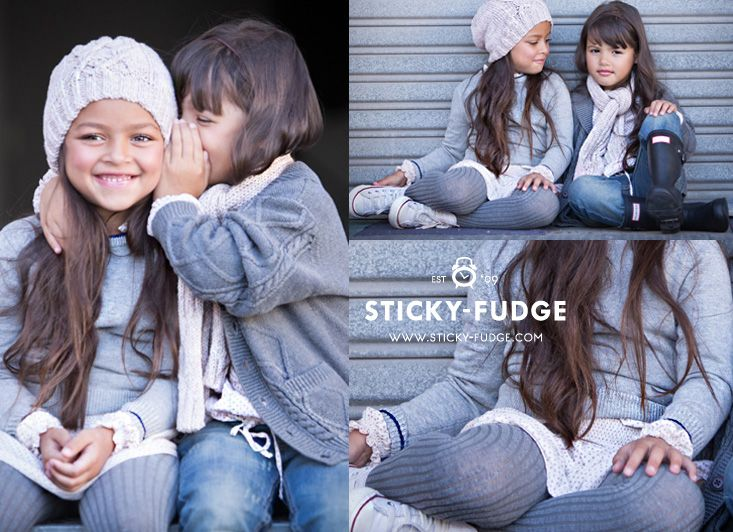 #StickyFudge #Winter2015 #KidsClothing #ChildrensWear: