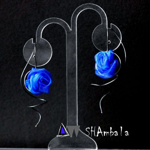 kolczyki MIEN w SHAMBALA  na DaWanda.com