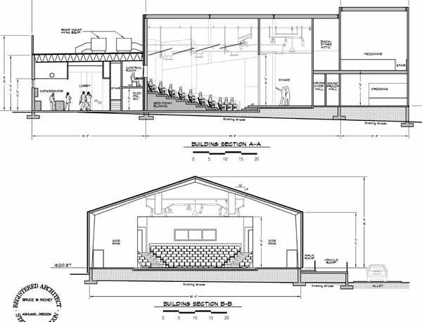 floor plan template for theatre | FLOOR PLANS