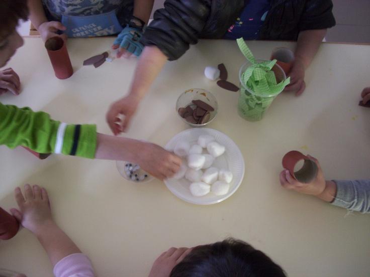 Πασχαλινές προετοιμασίες στο Βρεφονηπιακό σταθμό Τσιαμούλη | ΕΚΠΑΙΔΕΥΤΗΡΙΑ Ι. ΤΣΙΑΜΟΥΛΗ