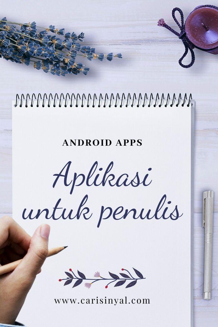 Aplikasi Untuk Penulis Di Android Yang Harus Anda Coba Aplikasi Tulisan Android