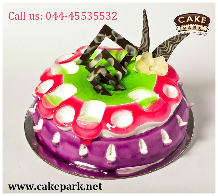 Celebrate a special event with special ‪#‎cakes‬. ‪#‎Order‬ ‪#‎online‬ #Cakes in ‪#‎Chennai‬ and ‪#‎Bangalore‬. We have wide variety of cakes available here. Visit us: www.cakepark.net Express Booking: 044-45535532