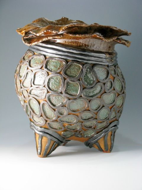 Maria Root; what beautiful, interesting surfaces