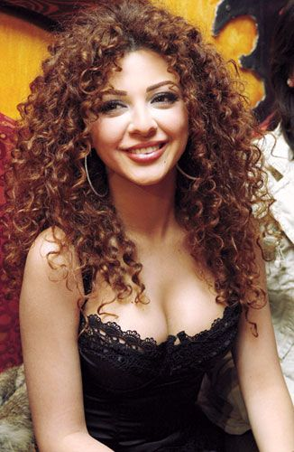 Myriam fares curly hair and curls on pinterest for Salon myriam k