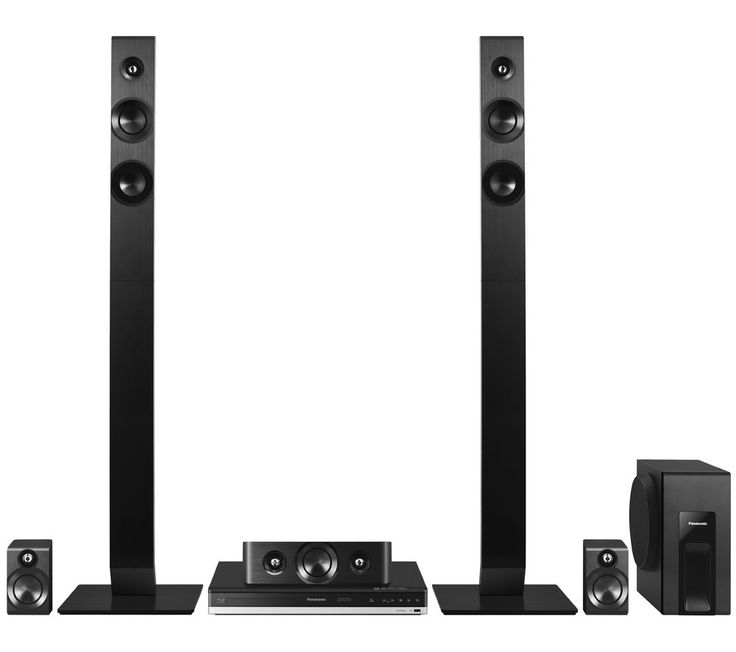 PANASONIC  SC-BTT465EBK 5.1 Smart 3D Blu-ray Home Cinema System Price: £ 249.00 This Panasonic SC-BTT465EBK 5.1 Smart 3D Blu-ray Home Cinema System features incredible picture and sound performance as well as great internet-connected entertainment. Real cinema sound right in your lounge Prepare to experience 5.1 channels of full home theatre sound that will really beef up your favourite...