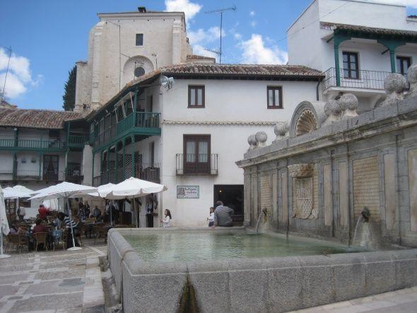 Getaway: Chinchón, Spain