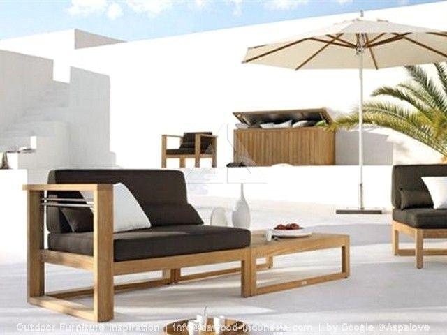 Contemporary Zen Outdoor Furniture Ideas Plushemisphere Intended For Outdoor Contempor Modern Patio Furniture Wooden Outdoor Furniture Modern Outdoor Furniture