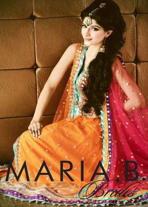 Maria B 2014 pinned By Zartashia