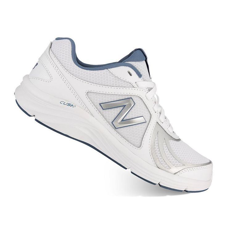 New Balance 496 Cush+ Women's Walking Shoes, Size: 7.5 Wide, White Oth