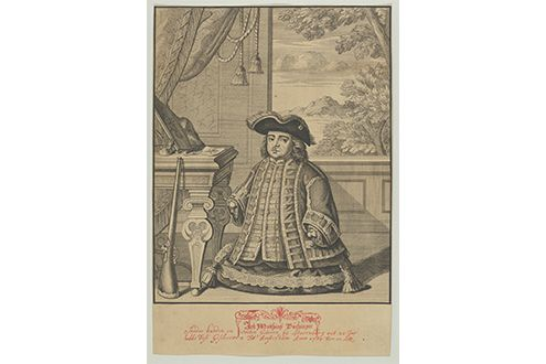 Wordplay: Matthias Buchinger's Inventive Drawings from the Collection of Ricky Jay