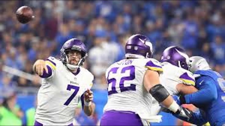 NFL football scores : Minnesota Vikings vs. Detroit Lions RECAP, score a...