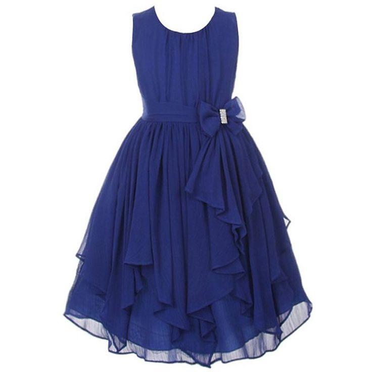$32.20 (Buy here: https://alitems.com/g/1e8d114494ebda23ff8b16525dc3e8/?i=5&ulp=https%3A%2F%2Fwww.aliexpress.com%2Fitem%2F2016-Girls-dress-New-summer-princess-dress-girl-baby-girls-formal-wedding-ceremony-bridesmaid-dresses-Children%2F32701460343.html ) 2016 Girls dress New summer princess dress girl  baby girls formal wedding ceremony bridesmaid dresses Children's clothing for just $32.20