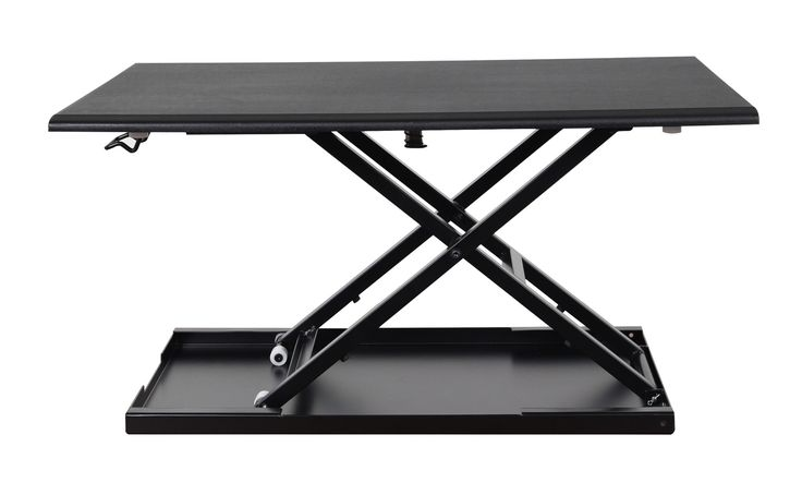 Pneumatic Adjustable Desktop Desk