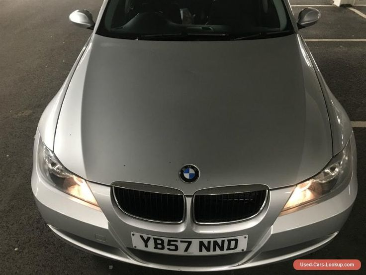 2007 BMW 320D SE SILVER #bmw #320dse #forsale #unitedkingdom