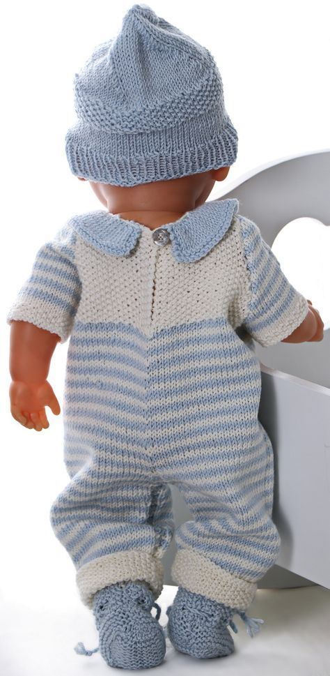13 Best Puppenkleidung Images On Pinterest Baby Born Knit