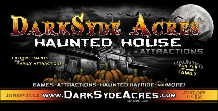 DarkSyde Acres Haunted House in Michigan
