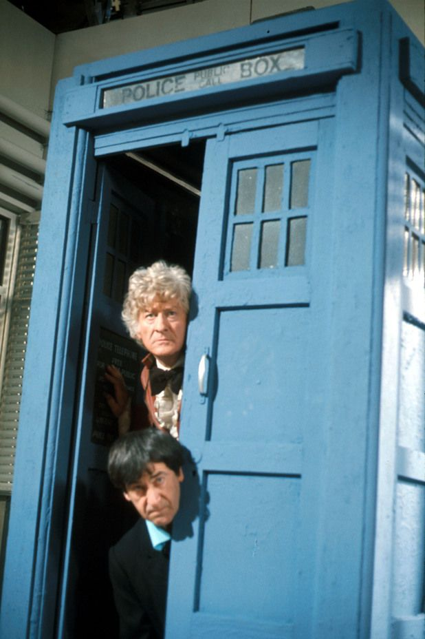 The Third Doctor to hit our screens was Jon Pertwee in 1970. He stayed in the role for 4 years, totaling 128 episodes.