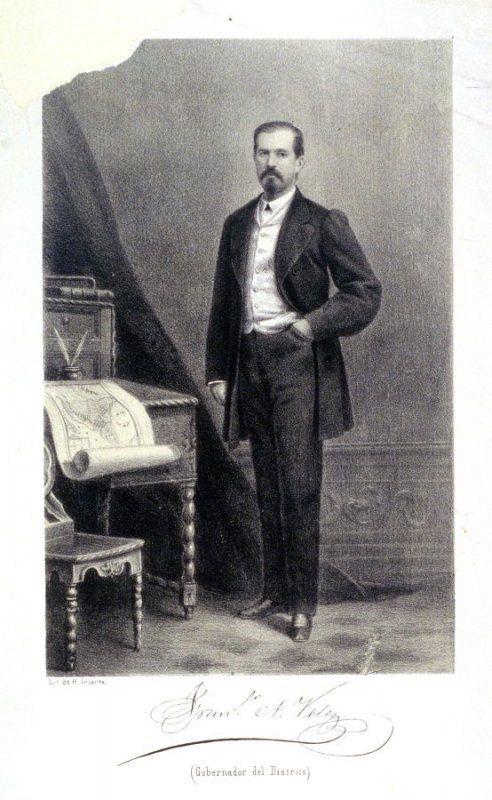 FRANCISCO A. VELEZ (Gobernador des Distrito)(Governor of the District)