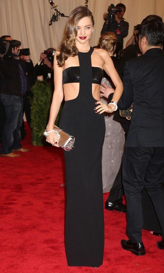 Miranda Kerr Met Ball 2013