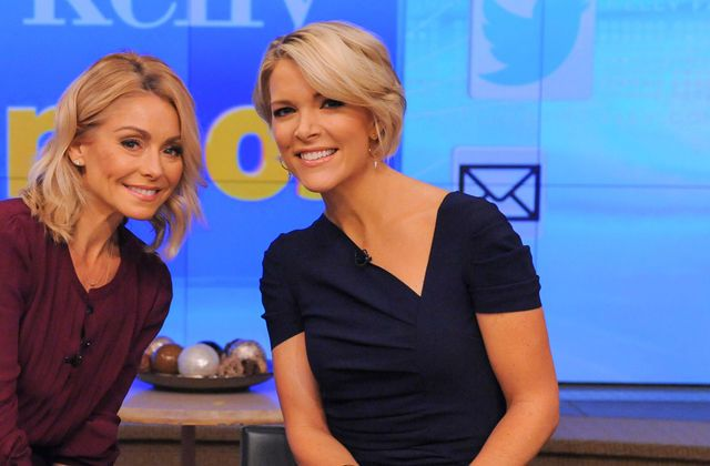 Battle of the Kellys: Megyn's NBC morning show to air same time as Ripa   The Wrap  BRIAN FLOOD  May 1st 2017 4:08PM