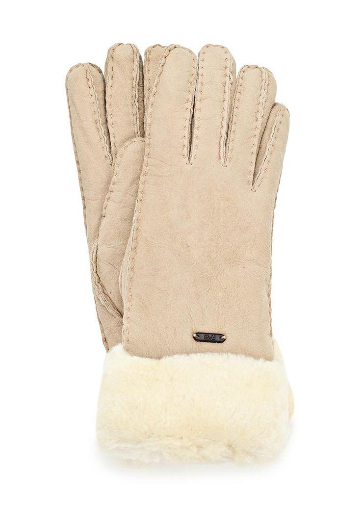 Перчатки Fabretti купить за 2 600 руб FA003DWDEO47 в интернет-магазине Lamoda.ru