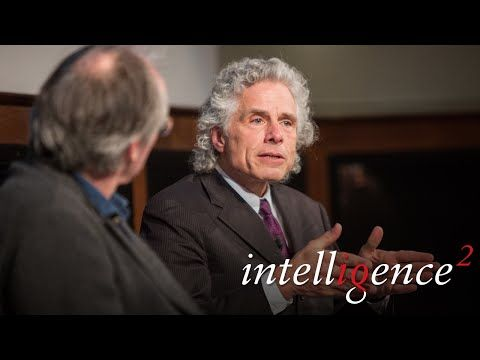 Steven Pinker on Good Writing, with Ian McEwan - YouTube