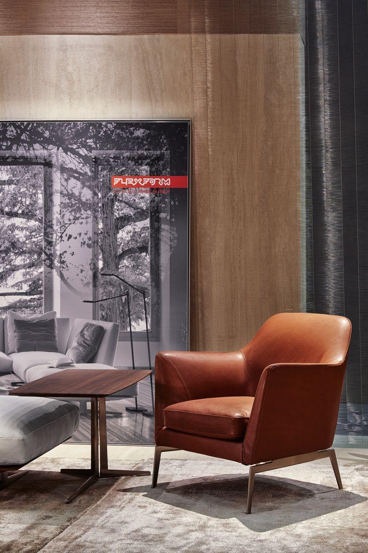 Flexform luce armchair design antonio citterio for Citterio arredamenti