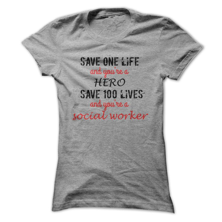 9 best T Shirts images on Pinterest Social workers, Work shirts - social work intern job description