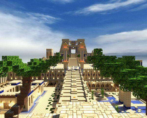 egyptian castle design 34