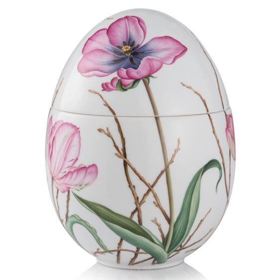 Bonbonniere - jubilæum - tulipan den ville jeg gerne ej, for den er så smuk