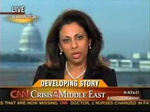 Brigitte Gabriel - As an Arab Christian & victim of radical islam during the Lebanese Civil War -Because They Hate