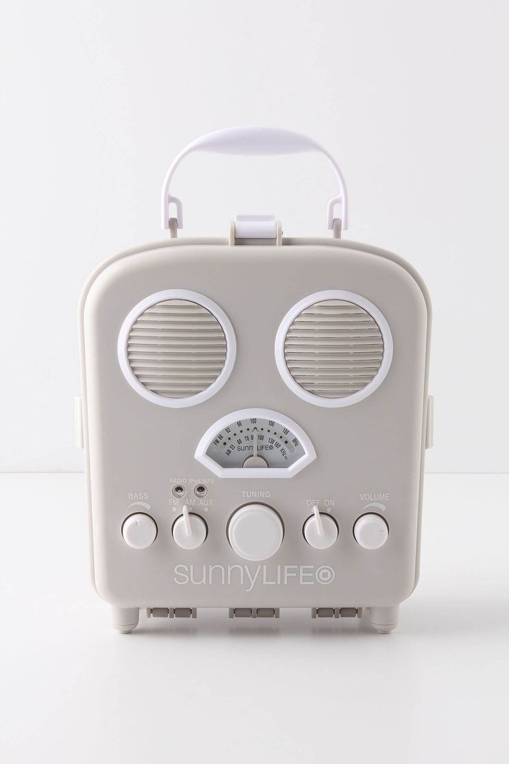 10 Cool And Gorgeous Accessories Every Pool Should Have #refinery29  http://www.refinery29.com/pool-accessories#slide3  If your pool also hosts a garden, tune into your favorite station and just veg out with the veggies with this durable radio.   Swansea Beach Radio, $39.99, available at Anthropologie.