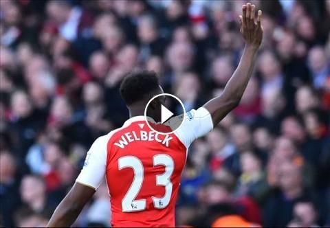 Football Highlights from English Premier League match: Arsenal vs Norwich City Match Result: Arsenal 1 - 0 Norwich City Played on: April 30, 2016 Venu...