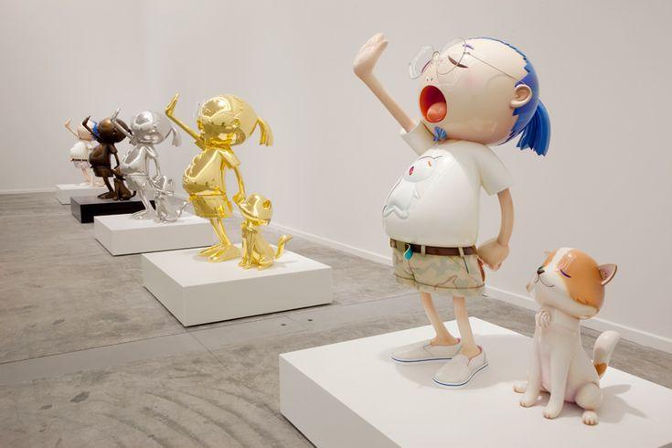 Takashi Murakami. Great.