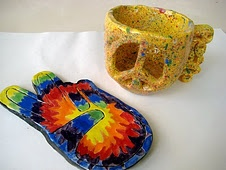 cup/saucer project: Lessons Idea, Teaching Art Projects, Cups Sauces Projects, Clay Lessons
