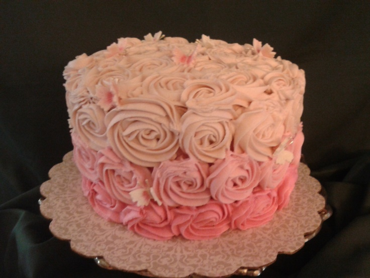 Fondant Cake Decorating Classes Michaels : 17 Best images about My Wilton Method Class Cakes on ...