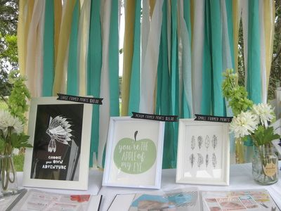 Prints at Love Handmade Samford market, Queensland, Australia.