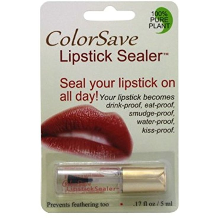 Color Save Lipstick Sealer 0.17 Ounce (5ml) >>> Click image to review more details. (This is an affiliate link) #Makeup