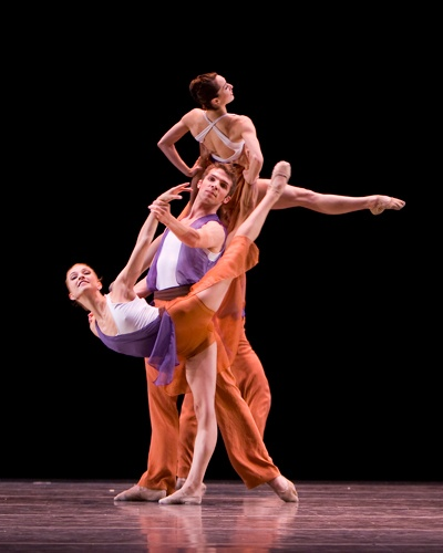 Pacific Northwest Ballet (foto di Angela Sterling)