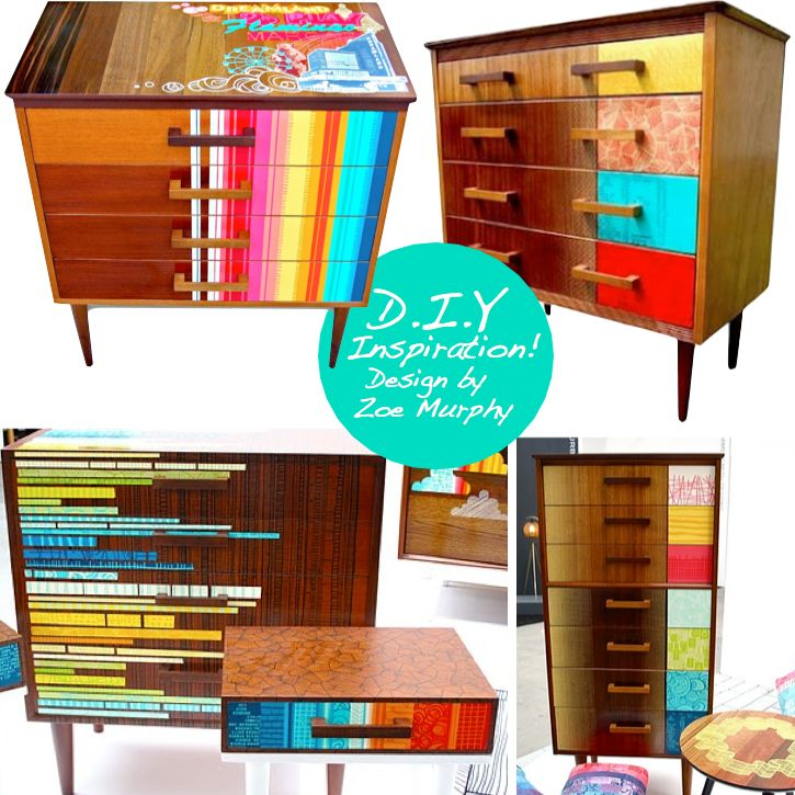 15 doable D.I.Y ideas & tutorials on the crafty tricks that will dress up any old dresser