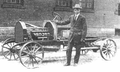 Frederick Douglas Patterson was the first black to manufacture cars, and known for the Greenfield-Patterson automobile of 1915, built in Ohio. A Republican, Patterson served as an annual delegate to the Ohio Republican Party caucus and campaigned for Warren G. Harding in 1920. For his work in the 1920 election, he was rewarded with a position as alternate delegate to the 1924 Republican National Convention.