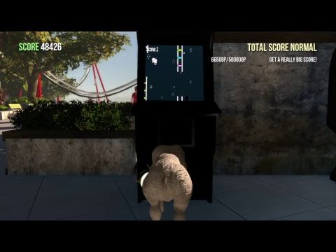 Here we Goat again!   Goat Simulator #2   NegaDave's Live PS4 Broadcast