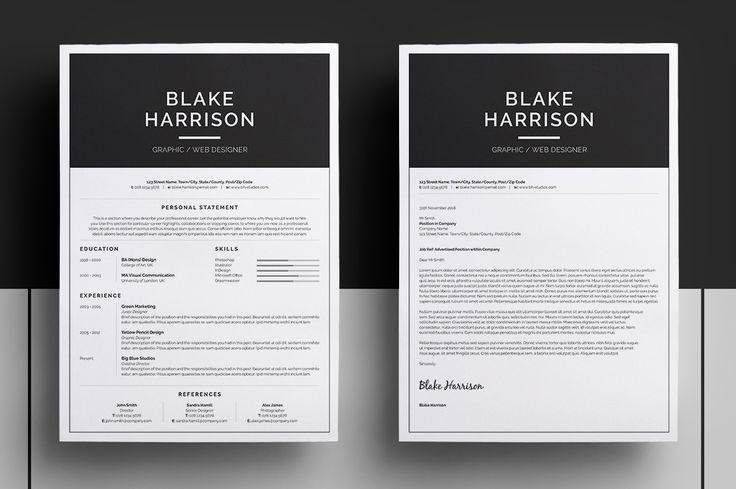 17 best images about design      resume cv on pinterest